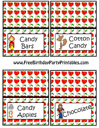 free candy buffet clipart 31