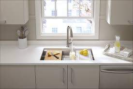 decorating paint kitchen cabinets with white countertop and vigo