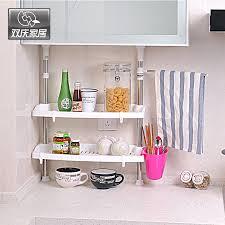 Stainless Steel Kitchen Shelves by Online Get Cheap Steel Rack Shelf Aliexpress Com Alibaba Group