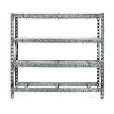 Metal Kitchen Shelves by Architecture 2 Gladiator Garageworks Solid Oak Shelving Unit