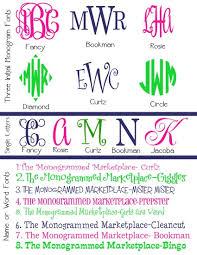 Initial Monogram Fonts Graphics For Graphics Font Monogram Styles Www Graphicsbuzz Com
