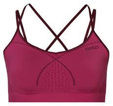 odlo brand store odlo seamless soft underwear sangria women s