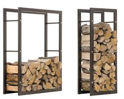 ideas firewood storage rack firewood rack cover firewood at lowes