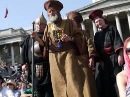 high priest costume the trouble with caiaphas