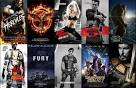 Hollywood's Top 10 Action Movies In 2014