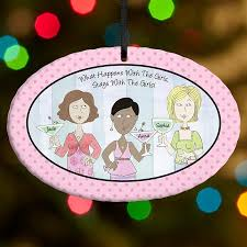 ornaments for friends at personal creations