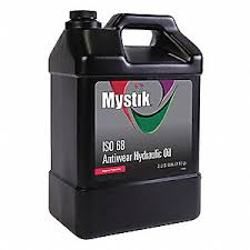 best oil ls emergency preparedness mystik hydraulic oil 68 iso viscosity 2 gal 52xn99 663305002078