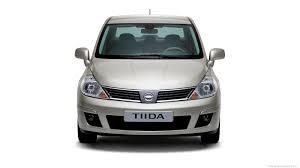 Cars Desktop Wallpapers Nissan Tiida Sedan 2007