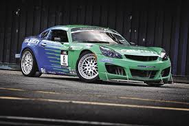 saturn sky v8 pasmag performance auto and sound drift junkie darren