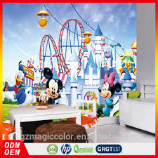 cartoon castle wallpaper kids room wallpaper kids cartoon murals