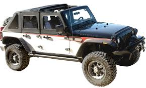 jeep frameless soft top rampage trailview soft top free shipping