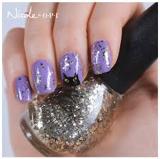 halloween nail art how tos nicole by opi