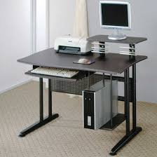 Small Computer Desk With Hutch by Milner Dual Computer Desk From Playuna
