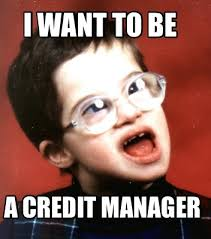 Meme Manager - meme creator i want to be a credit manager meme generator at