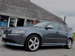 used volvo s40 r design manual cars for sale motors co uk