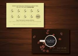 Loyalty Cards Design Modern Professional Business Card Design For Rebecca Tingay By Uk