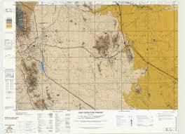Tanzania Map Tanzania 1 250 000 Digital Maps Map Library Msu Libraries