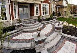 Front Entry Stairs Design Ideas Marvelous Front Entry Stairs Design Ideas Sidewalk Designs Using