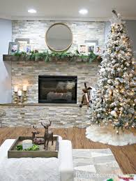 electric fireplace with stone part 35 stacked stone electric