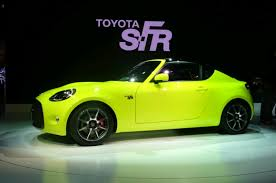 toyota new sports car toyota s fr sports car concept technical specifications leaked