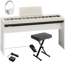 brand new roland fp 30 white 88 key weighted with matching