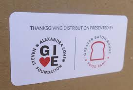 Thanksgiving Foundation The Giving Tour Steven U0026 Alexandra Cohen Foundation