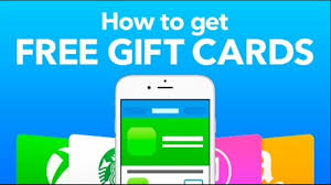 free gift cards app best way to earn free gift cards online top 5 apps