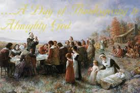 the true history and real meaning of thanksgiving sword at the ready