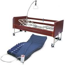 materasso elettrico letto elettrico ospedaliero con materasso antidecubito bongo