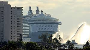 top 10 biggest cruise ship in the world youtube