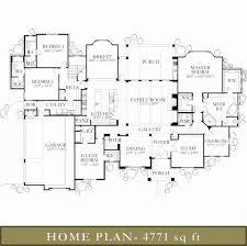 5000 sq ft home floor plans