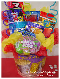 Popcorn Baskets Custom Gift Baskets Las Vegas Gift Basket Delivery