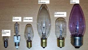 l bulb base sizes light bulb sizes explained yay i was looking for a cool edison one