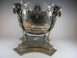 austrian vases antique austrian art krupp berndorf centerpiece