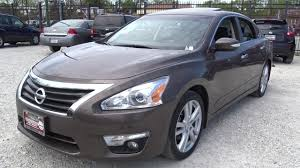 nissan altima owners manual used one owner 2015 nissan altima 3 5 sl chicago il western