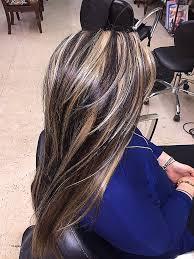blonde hair with chunky highlights hair dark brown hair with blonde chunks luxury chunky highlights