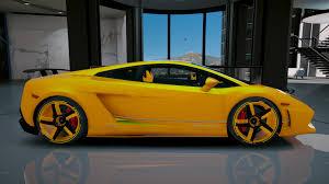 lamborghini gallardo superleggera yellow lamborghini gallardo lp570 4 superleggera add on tuning gta5