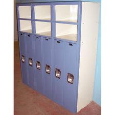 Bedroom Lockers For Sale by Used Lockers Shelving U0026 Storage Ebay