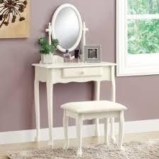 Vintage Vanity Table Antique White Vanity Set Foter