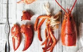 comment cuisiner un homard décortiquer un homard ricardo