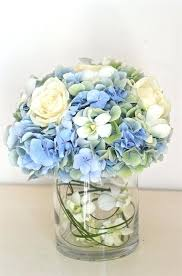 hydrangea centerpieces flower arrangements with dried hydrangeas if you are using a black