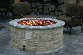 How To Build A Gas Firepit How To Build An Outdoor Gas Fireplace Investofficial