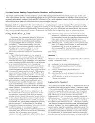 lsat sample question 2017 2018 student forum