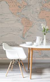 Wall Maps Of The World by Best 25 Map Wallpaper Ideas On Pinterest World Map Wallpaper