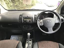 nissan note 2009 interior 2010 nissan note acenta 4 890