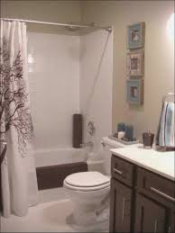 Bathrooms With Shower Curtains Shower Curtain Ideas For Small Bathrooms Bathrooms With Shower