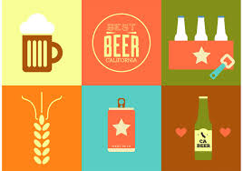 beer vector california beer vectors download free vector art stock graphics
