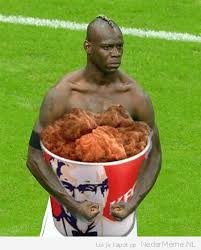 Memes Kfc - balotelli kfc mario balotelli s goal celebration know your meme