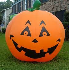sale cheap giant halloween airblown inflatable pumpkin high