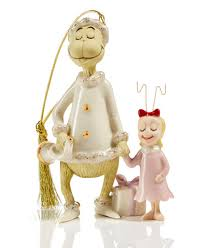 lenox grinch s merry sound ornament for the
